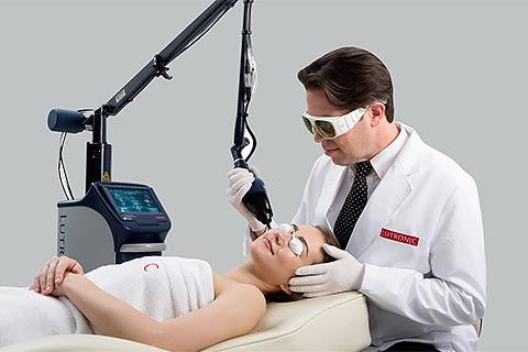 Лечение рубцов, глубоких морщин в клинике лазерной косметологии «Bella-Skin Clinic»