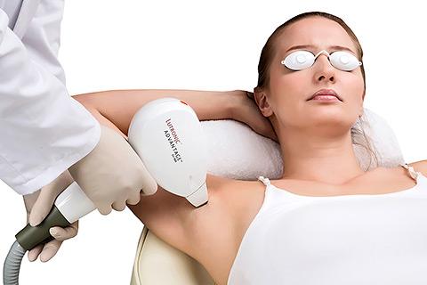 Лазерная эпиляция - удаление волос навсегда в «Bella-Skin Clinic»