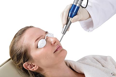 Лазерное омоложение в клинике лазерной косметологии «Bella-Skin Clinic»